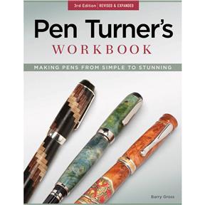 Pen Turner's Workbook 3rd Edition