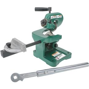 Manual Shear with Miter Gauge