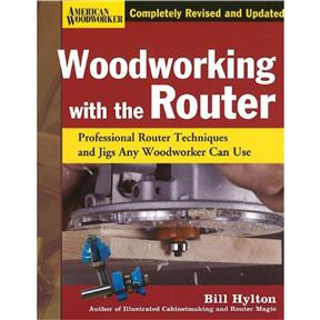Woodworking with the Router - Book