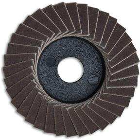 Merlin 2 320 Grit Flap Sanding Disc