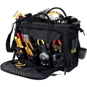 "18"" 50 Pocket Multi-Compartment Tool Carrier"
