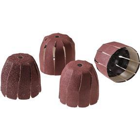Assorted Round Sleeves, 4 pk. for Guinevere Basic Sanding System