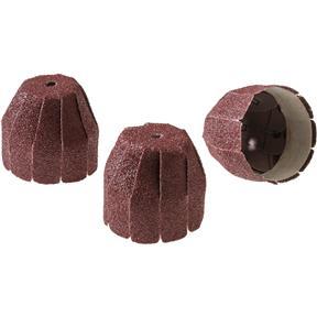Coarse Round Sleeves, 3 pk. for Guinevere Basic Sanding System