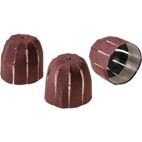 Fine Round Sleeves, 3 pk.for Guinevere Basic Sanding System
