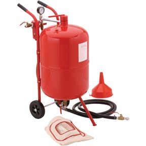 20-Gallon Portable Sandblaster