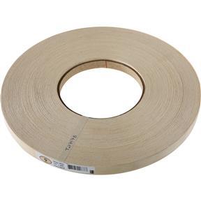 "0.5mm x 7/8"" x 500' White Pine Veneer Edge Banding, Non-Glued"