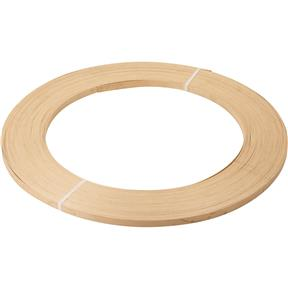 "3.0mm x 7/8"" x 328' Maple Veneer Edge Banding, Non-Glued"