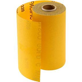 "4-1/2"" x 30' U612 A/O Sanding Roll 320-A Grit, PSA"