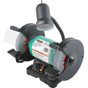 "8"" Variable-Speed Grinder with Light"
