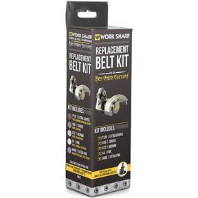 Assorted Belt Kit for T26744 Sharpener