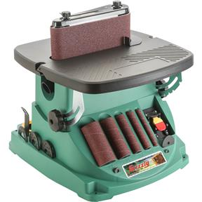 Oscillating Edge Belt and Spindle Sander