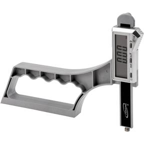 """0-2"""" in/mm/64th Snap-Check Digital Gauge for Jointer/Table Saw/Router"""