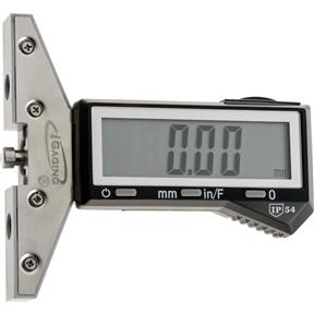 Inch/mm/128th Digital Plane-Check