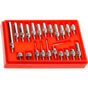 22 pc. Indicator Anvil Set
