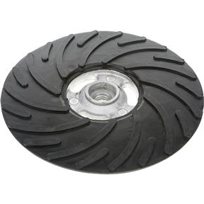 "7"" x 5/8-11"" Medium Back-Up Pad without Nut"