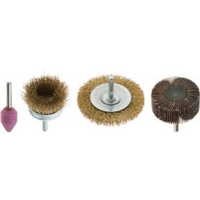 Wire Brush Set, 4 pc.