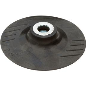 "4-1/2"" Rubber Backing Pad"