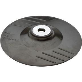 """7"""" Rubber Backing Pad"""