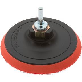 "4-1/2"" Backing Pad with Shaft"