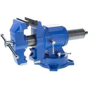"5"" Multi-jaw Rotating Bench Vise"