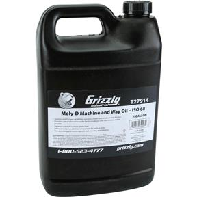 Moly-D Machine and Way Oil-ISO 68, 1 Gallon