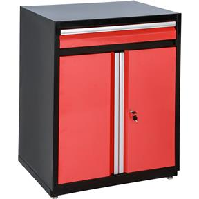 Garage Storage 1-Drawer 2-Door Tool Base Cabinet