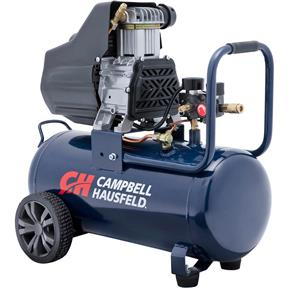 1.3 HP 8-Gallon Oil-Free Horizontal Compressor