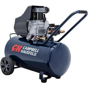 13-Gallon Oil-Lubed Horizontal Compressor
