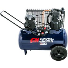 20-Gallon Horizontal Compressor
