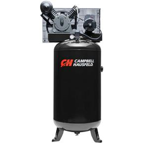 5 HP 80-Gallon Vertical Cast Iron Compressor