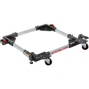 Bear Crawl Heavy-Duty Mobile Base