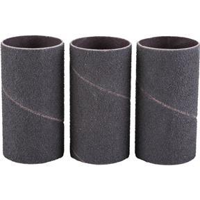 """1-1/2"""" x 3"""" A/O Hard Sanding Sleeve, 60 Grit, 3 pk."""