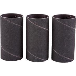 """1-1/2"""" x 3"""" A/O Hard Sanding Sleeve, 100 Grit, 3 pk."""