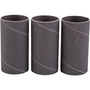 """1-1/2"""" x 3"""" A/O Hard Sanding Sleeve, 120 Grit, 3 pk."""