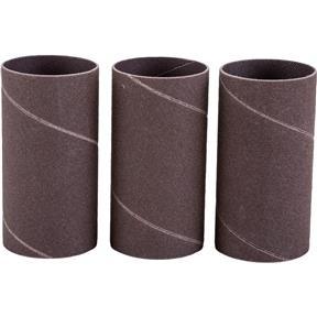"""1-1/2"""" x 3"""" A/O Hard Sanding Sleeve, 150 Grit, 3 pk."""
