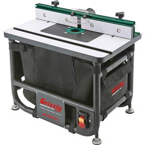Portable Series Router Table