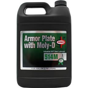 Armor Plate with Moly-D XHP Gear Oil / Lubricant 514M