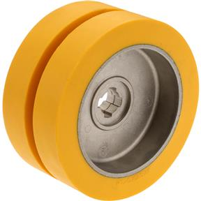 120mm x 25mm Separated Replacement Roller for G0826