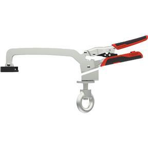 "Auto Adjust 6"" Drill Press Clamp"