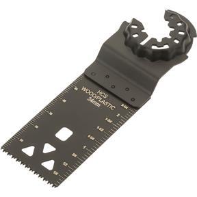 34 x 57mm HCS Long Saw Blade