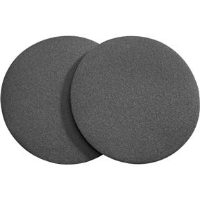 """9"""" S/C Sanding Disc, 80 Grit PSA, 2 pk."""