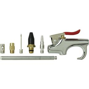 Blow Gun Kit, 7 pc.