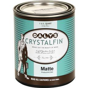 CrystalFin Acrylic Polyurethane, Matte - Quart