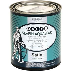 SeaFin AquaSpar, Satin - Quart