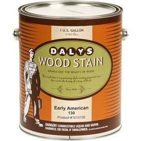 Daly's Wood Stain, Early American - Gallon