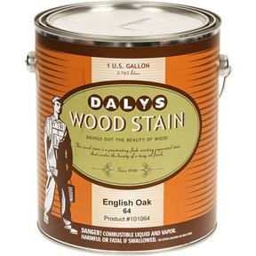 Daly's Wood Stain, English Oak - Gallon