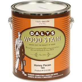 Daly's Wood Stain, Honey Pecan - Gallon