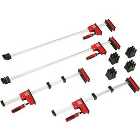 "K-Body Revo Cabinet Door Clamp Kit (2-24"", 2-40"" & 4 Blocks)"