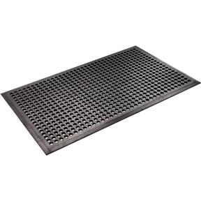 3x5 Mat w/Holes and Beveled Edge