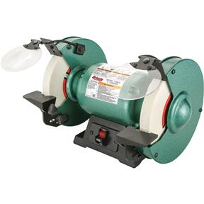 "8"" Slow-Speed Bench Grinder 1/3 HP"